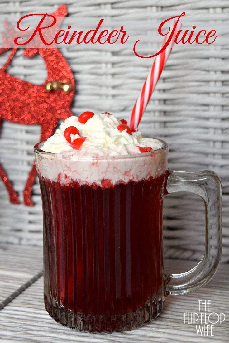 Reindeer Juice Recipe Christmas Drinks Alcohol Recipes Fireball Recipes Christmas Cocktails Recipes