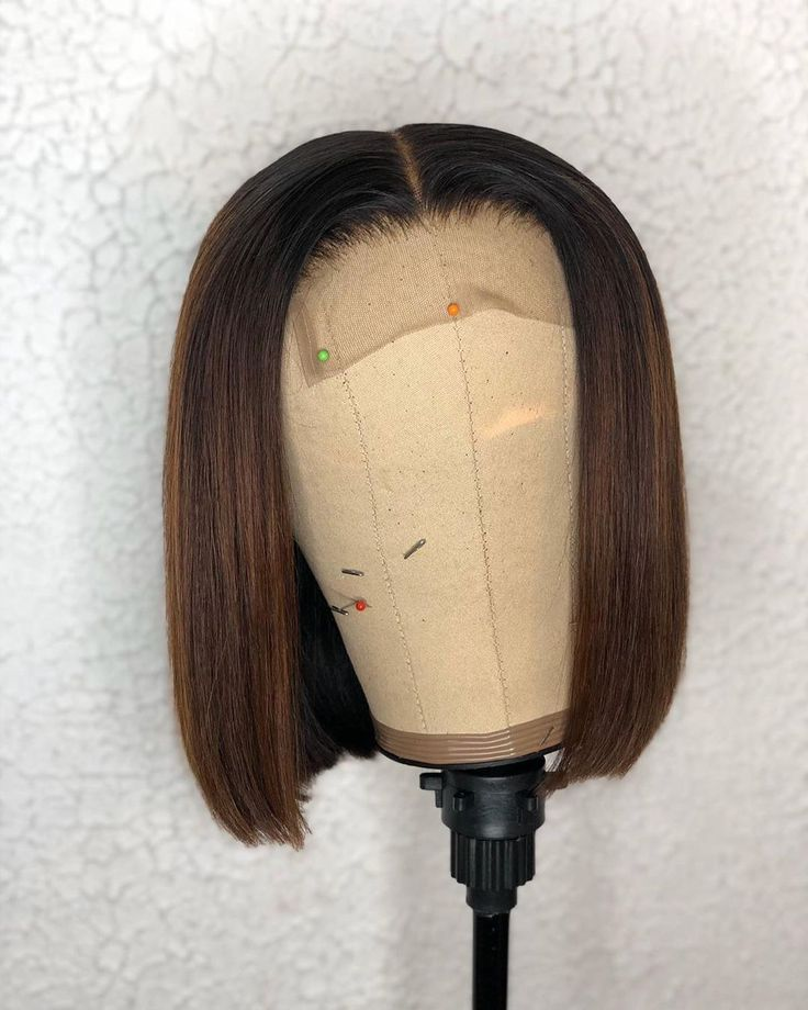 how to make a bob wig with closure