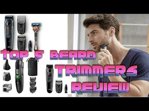 The top 5 Best Beard Trimmer Review 2017   Best Beard Trimmers   Beard T...
