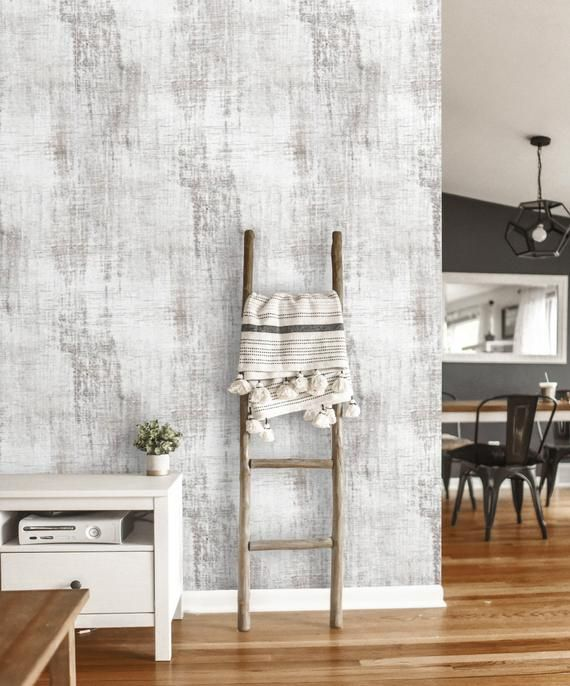 Concrete Cement Wallpaper Distressed Peel And Stick Removable Etsy In 2020 Bedroom Wallpaper Accent Wall Concrete Walls Bedroom Brick Wallpaper Accent Wall