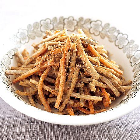 マヨごぼうサラダ | 荻野恭子さんのサラダの料理レシピ | プロの簡単料理レシピはレタスクラブニュース