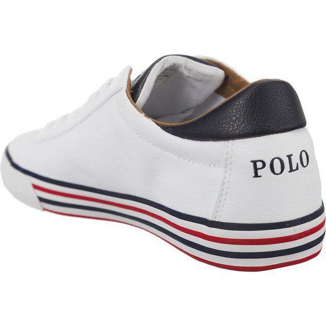 Trampki Meskie Poloralphlauren Polo Ralph Lauren Biale Harvey Ne White 296 816190758ead Polo Ralph Lauren Baby Shoes Ralph Lauren