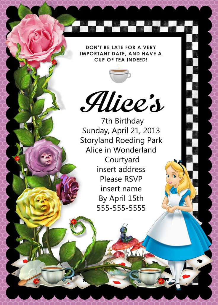 Teapot Invitation Template for good invitations layout