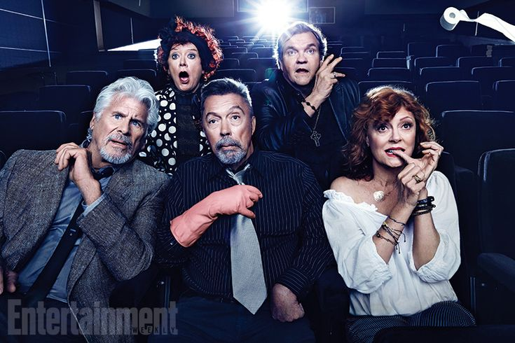 THE ROCKY HORROR PICTURE SHOW Cast Reunites For 40th Anniversary | Nerdist