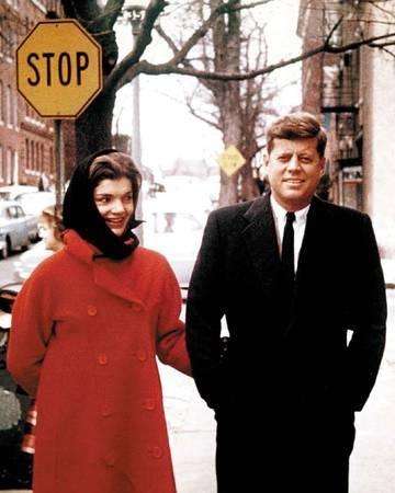 hiver 1960 - Les plus belles photos des Kennedy
