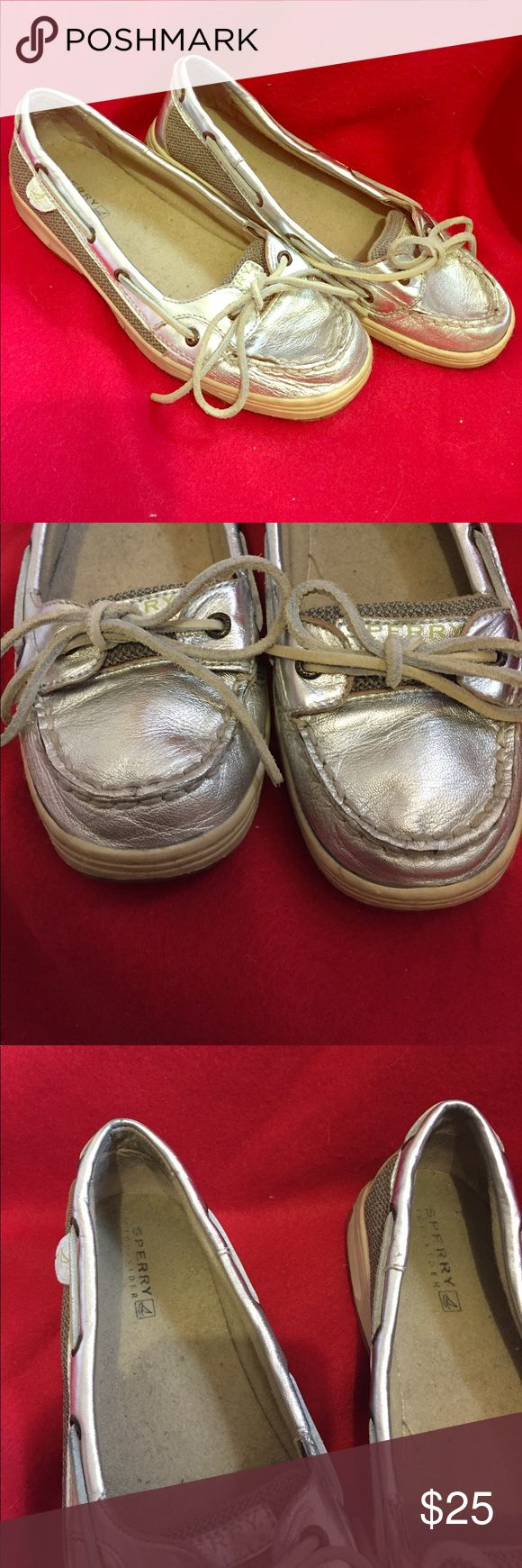 💥SALE ENDING SOON💥Sperry Top-Sider These shoes are extremely comfortable. Size 6. Make an offer. Sperry Shoes