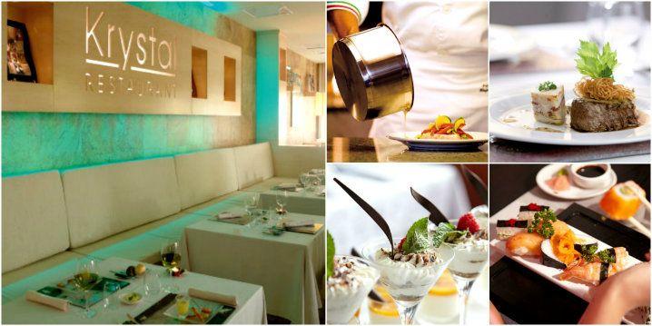 Themed Restaurants: Cookery for all your senses - Krystal Restaurant - All Inclusive - Hotel Restaurants
