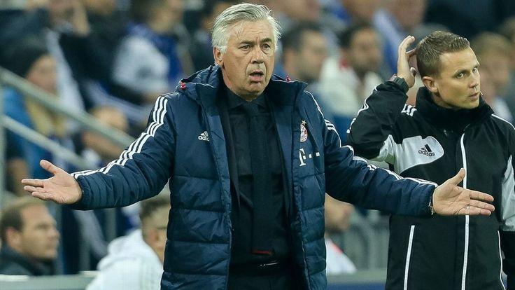 Carlo Ancelotti couldn't turn winless Malaysia into successful team - TMJ