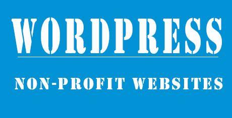 25 WordPress Themes for Non-Profit Websites.. #WordpressThemes #NonProfitWebsites