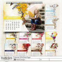 2016 Calendar QP