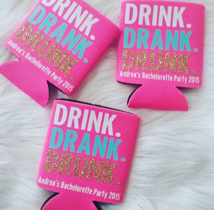 Drink Drank Drunk//bachlorette party// Girls Weekend by ShopDoubleH on Etsy https://www.etsy.com/listing/264990464/drink-drank-drunkbachlorette-party-girls