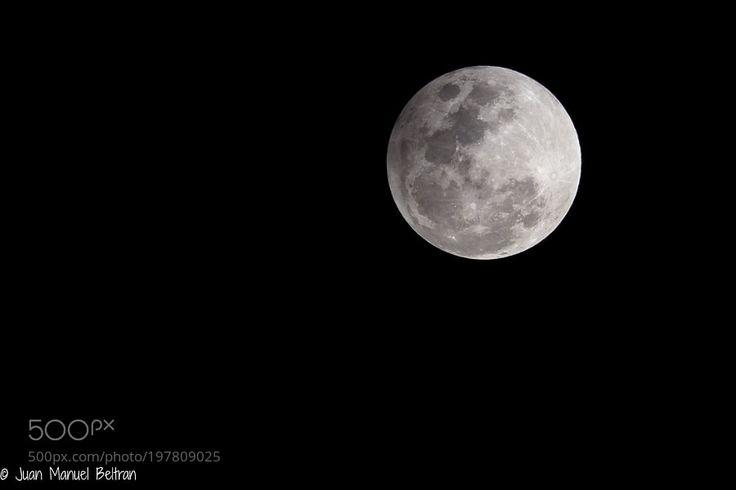 Luna Llena Febrero 2017 by JuanManuelFotografia