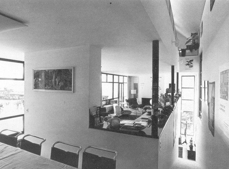 excavar el interior. luigi snozzi. casa cavalli, verscio, suiza, 1978