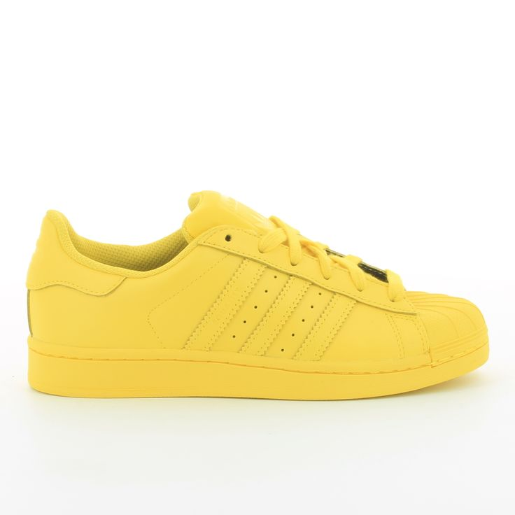 #Adidas #SuperColors #Yellow #SuperStar