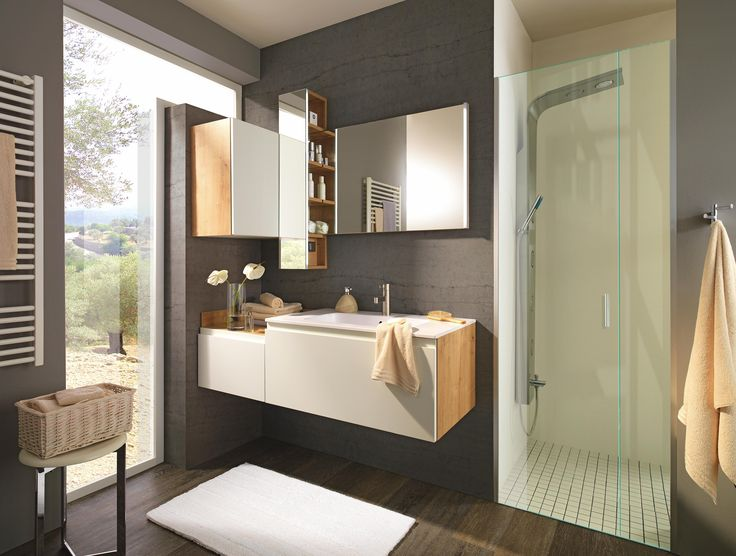 Stilvolles Badezimmer Von CELINA: Haucht Verwinkelten Räumen Leben Ein