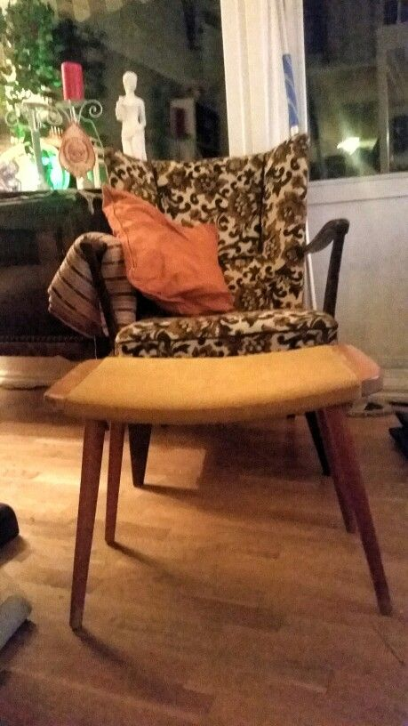 Min nye stol