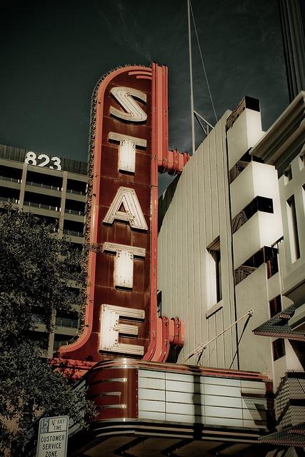 State Theatre; Austin, Texas