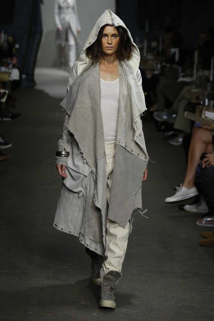 Greg Lauren RTW Spring 2015 - Slideshow