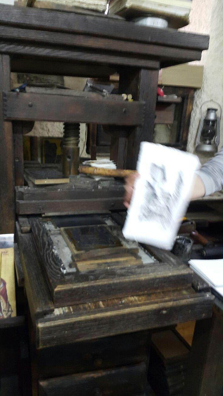 Makedonia (kağıt yapımında kulanılan baskı)