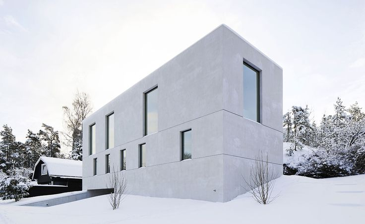 Villa Mörtnäs by fourfoursixsix is an exercise in Swedish simplicity | Architecture | Wallpaper* Magazine