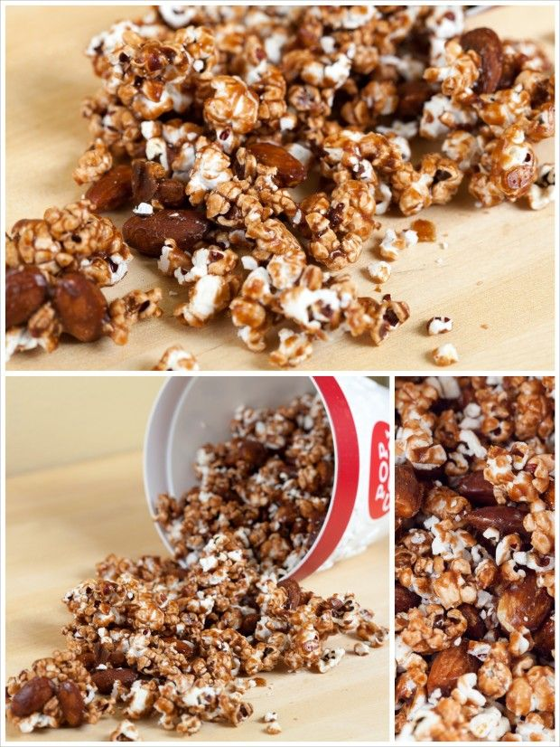 popcorn homemade almond popcorn cheesy popcorn flavored popcorn ...