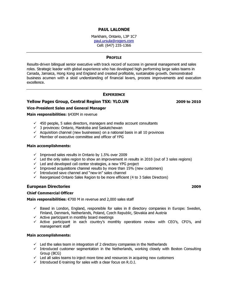 Canadian Student Resume in 2020 Resume template free