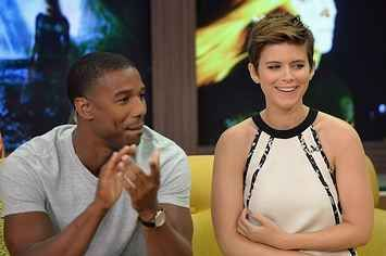 """The """"Fantastic Four"""" Cast Perfectly Handled These Incredibly Offensive Questions"""