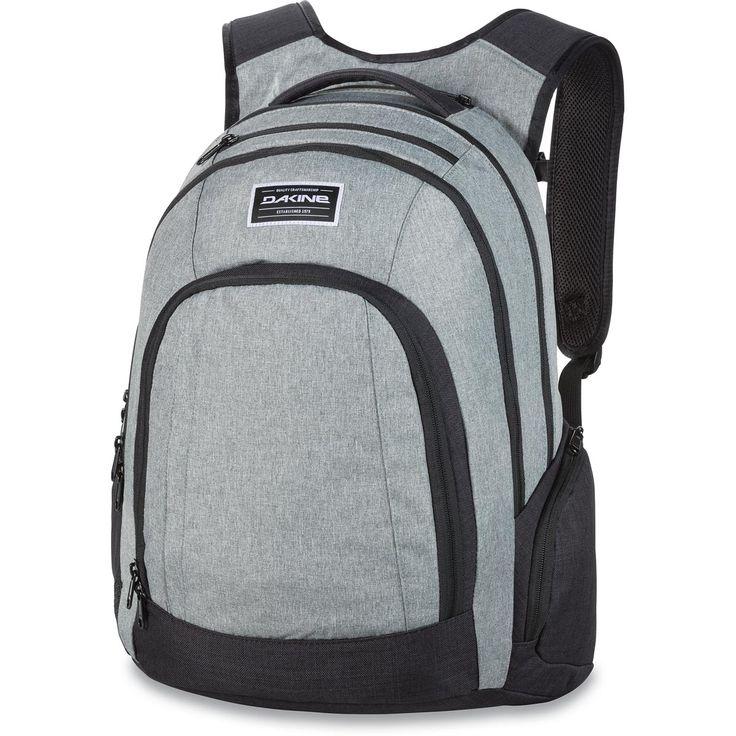 Der  Dakine 101 Pack  ist ein funktioneller Notebook Rucksack mit  gepolstertem Laptopfach  und  gepolstertem iPad / Tablet Fach . Der großzügige Stauraum des coolen Dakine 101 Backpacks bietet dir Übersichtlichkeit, maximalen...