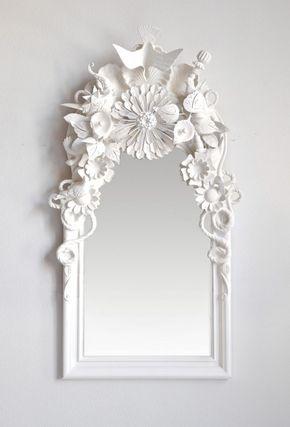 M s de 25 ideas incre bles sobre espejo con pintura en for Espejo que habla juguete