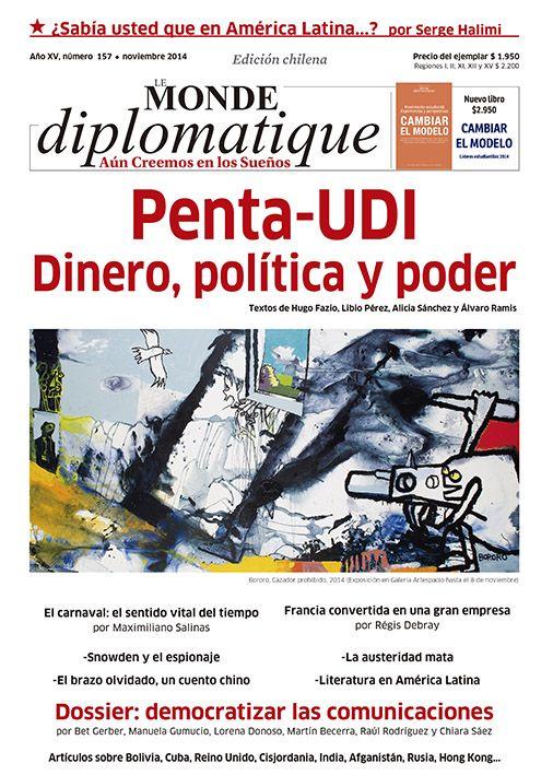 Le Monde Diplomatique, Noviembre 2014.