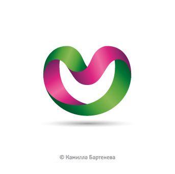 «Мой». Сервис мобильных сообщений (Логотипы) - фри-лансер Камилла Бартенева [Blixa].