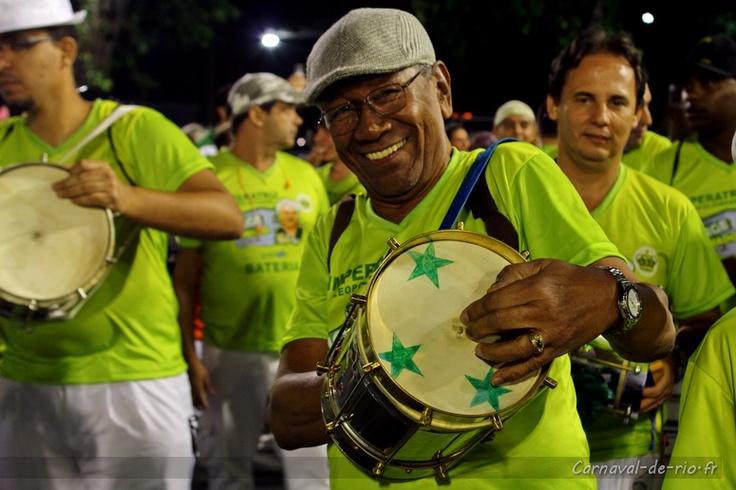 #batucada rio carnival brazil imperatriz