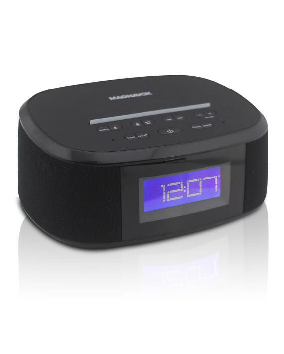 site autorisé 100% de satisfaction Prix ​​usine 2019 Interactive Amazon Alexa Voice Activated WIFI Clock Digital ...