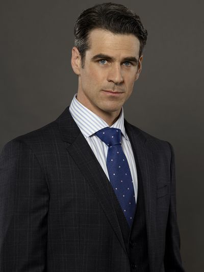 Eddie Cahill in Conviction (2016) Series
