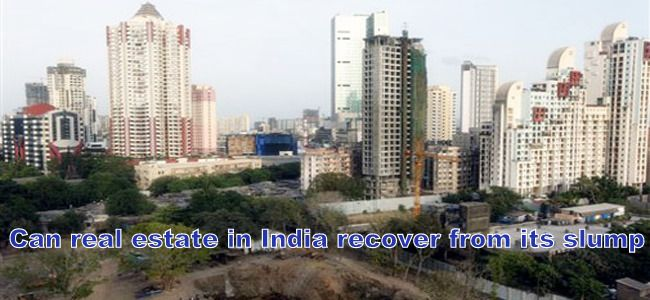 Can real estate in India recover from its slump? #Real #estate in India has been a story of slowdown, inventory pile-up and late deliveries for at least two years now, most analysts and company executives have been talking of a silver lining in the near future. #Property prices have fallen by as much as 25% between April 2014 and 2015 across large and small cities, the report shows. Prime localities in New Delhi have seen price corrections of 20-25%, people living there have indicated.