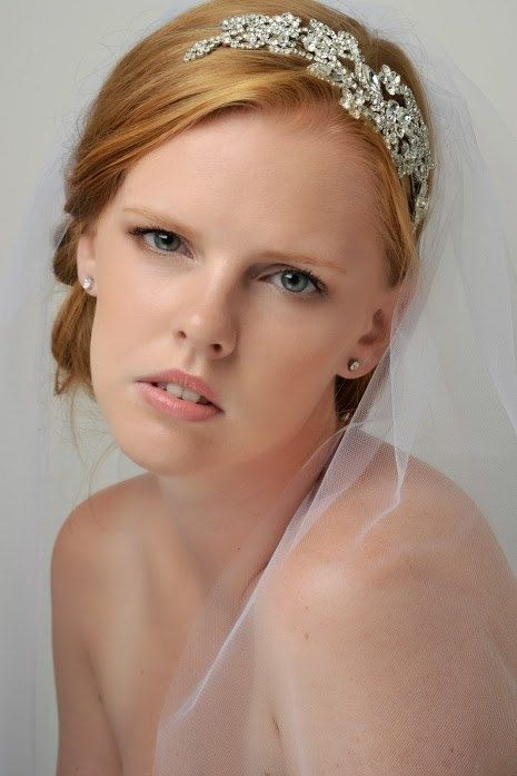 Elegant Rhinestone Headband by JMBridal on Etsy, $55.00