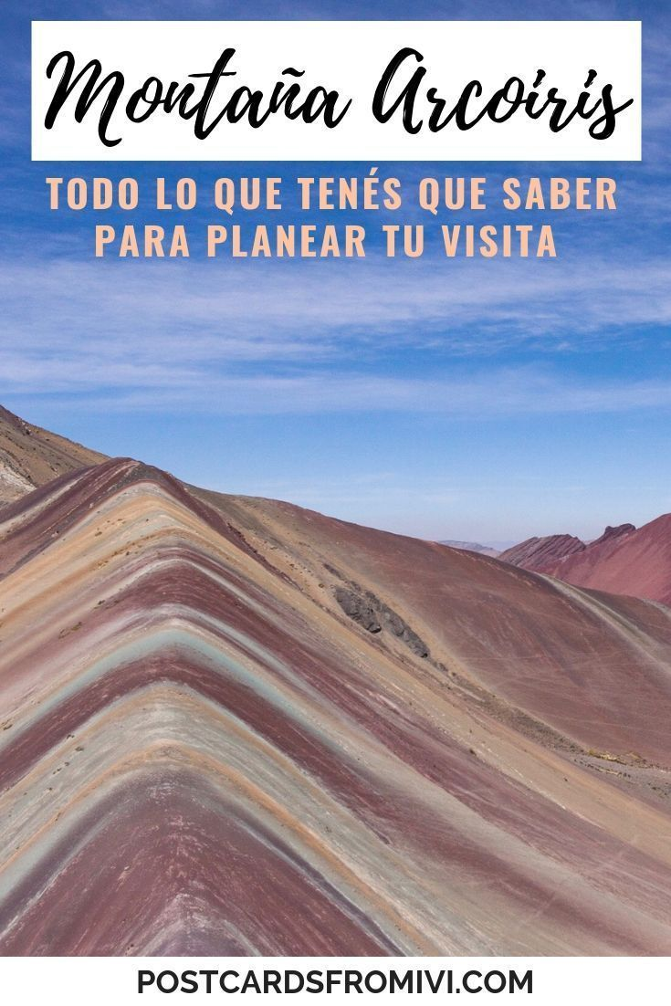 Rainbow Mountain tour from Cusco America destinations - Travel Destinations South America Destinations, South America Travel, Travel Destinations, North America, Machu Picchu, Tourist Agency, Peru Travel, Travel Guides, Travel Tips