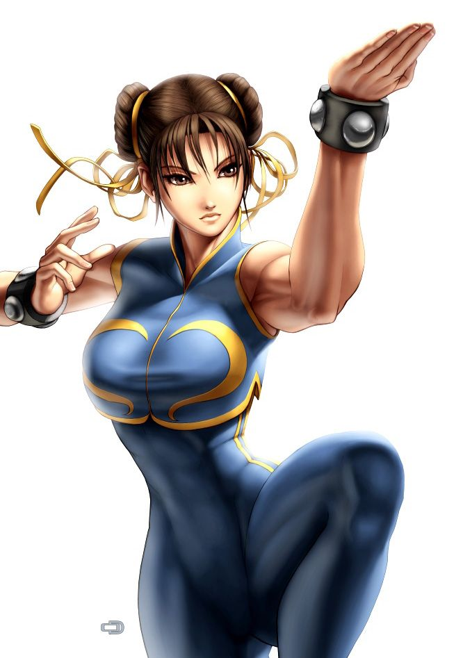 fighter street chun girls li hentai Jiggly
