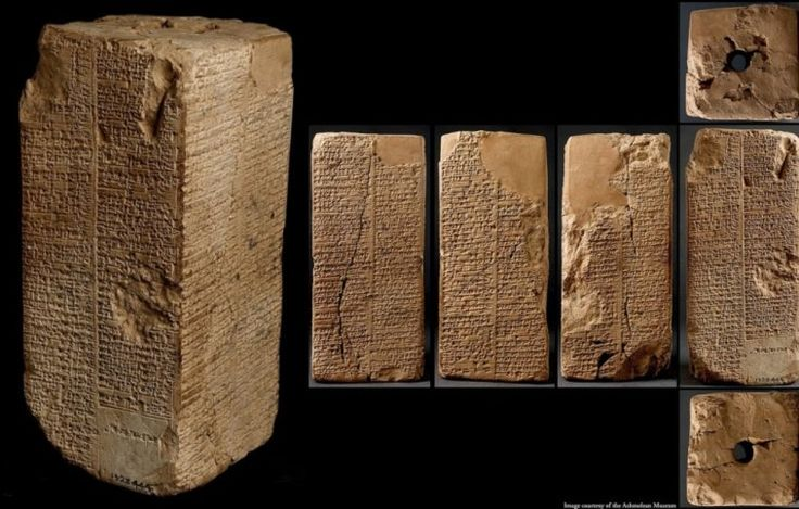 Before the Great Flood 8 Kings ruled Earth for 241,200 years