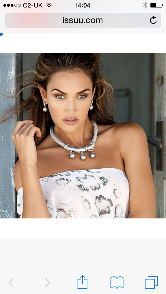 Statement necklace from Wild Heart Collection