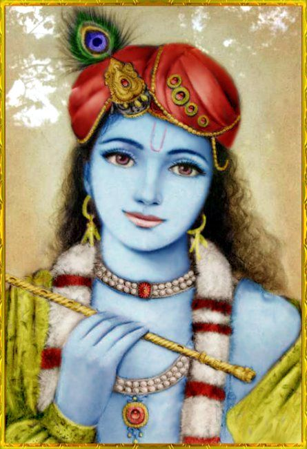 Krishna is my life and soul. Krishna is the treasure of my life. Indeed, Krishna is the very life of my life. I therefore keep Him always in my heart and try to please Him by rendering service.