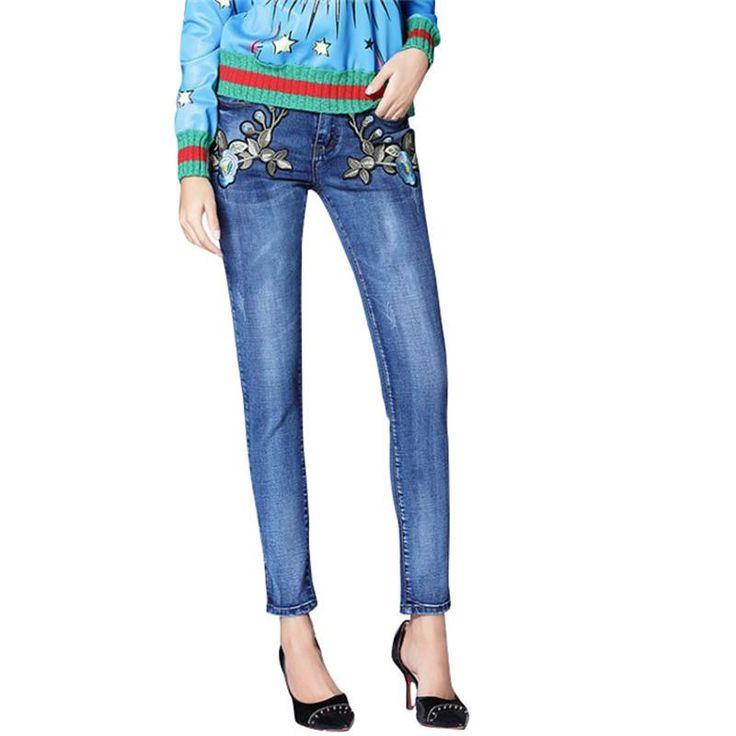 Light Blue Women Jeans