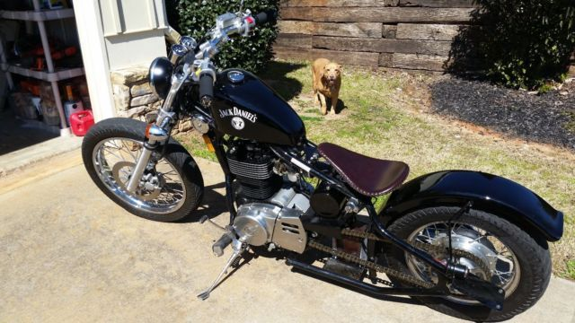 Hardtail Bobber Motorcycle for sale in Jefferson, Georgia, United ...