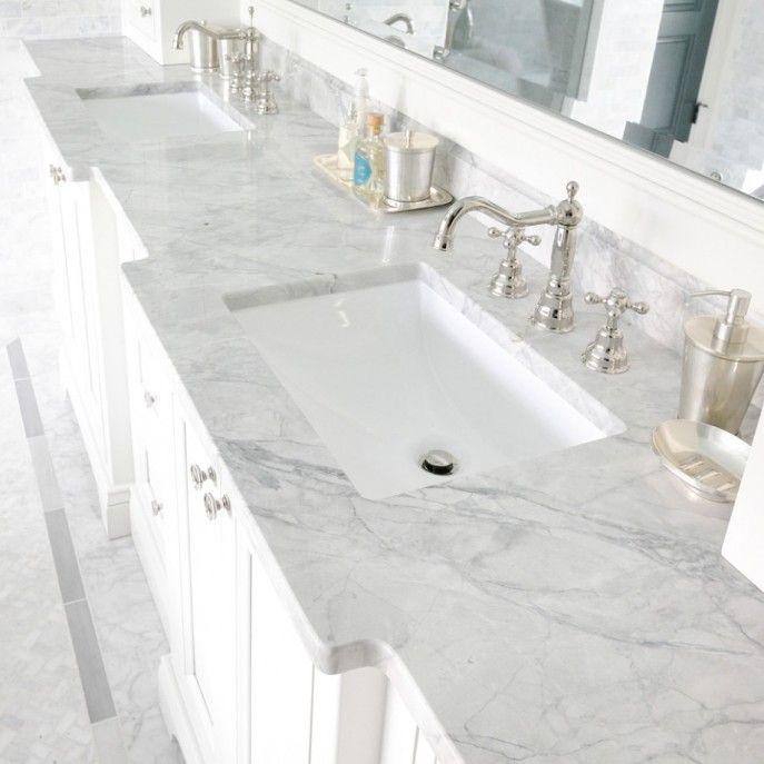 Best Countertops Images On Pinterest Granite Marble - White ice granite kitchen bathroom countertops