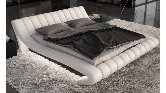 84 best matelas lits images on pinterest beds white leather and garden furniture. Black Bedroom Furniture Sets. Home Design Ideas