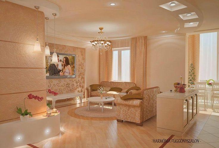 A nappali központi szerepet tölt be életünkben, számos funkcióval, de egyetlen helyen, összhangban e hely szellemével. A nappali a forma és a funkció egységét tekintve