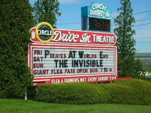 Drive In Movie Theater Dickson Tn