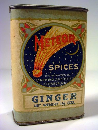 Meteor Spice Tin by Neato Coolville,