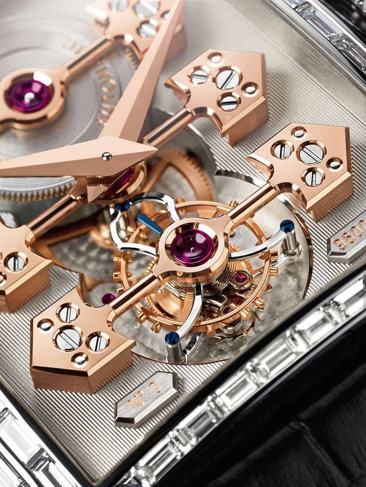Girard-Perregaux Tourbillon with Three Gold Bridges. Discover more: http://www.girard-perregaux.com/collection/collection-fr.aspx?type=8&id=45 #watches #baselworld2015 #new #luxury #luxurywatches #hautehorlogerie