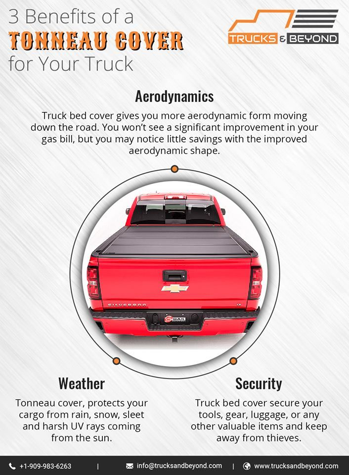 Three Benefits Of Tonneau Cover Truck Bed Covers Tonneau Cover Pickup Bed Covers